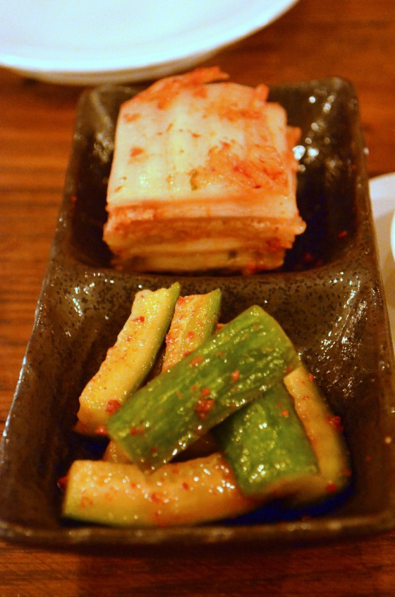 House of Haos Hanjan New York City Kimchi
