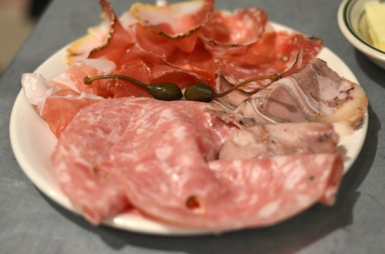 House of Haos Il Buco Alimentari and Vineria Noho New York Cured Meats