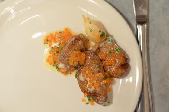 House of Haos Il Buco Alimentari and Vineria Noho New York Potatoes Creme Fraiche Trout Roe 2