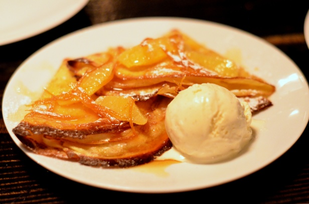 House of Haos Le Philosophe New York City Crepe Suzette