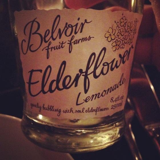 House of Haos Le Philosophe New York City Elderflower Soda