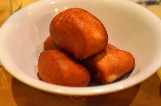 House of Haos Pig and Khao New York City Fried Mantou