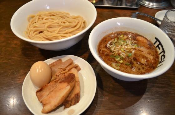 House of Haos Tetsu Ramen Alley Shinogawa Tokyo Japan Chashu Tsukemen