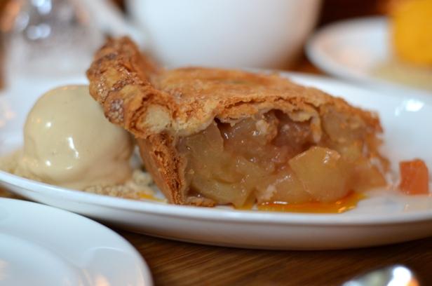 House of Haos The Dutch New York City Apple Pie