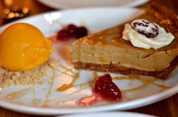 House of Haos The Dutch New York City Maple Pie Sorbet