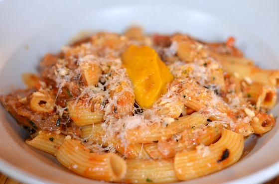 House of Haos The Dutch New York City Rigatoni