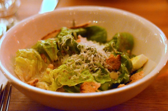 House of Haos The Dutch Soho NYC New York Caesar Salad