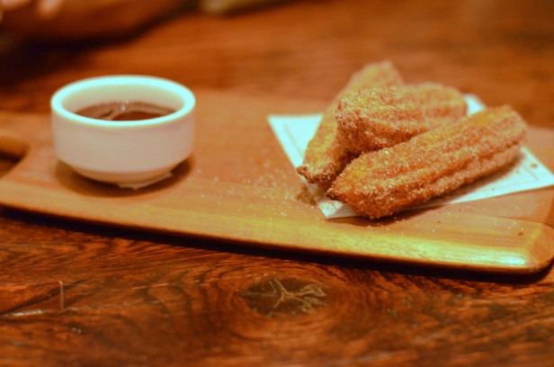 House of Haos Toro Chelsea NYC New York Churros
