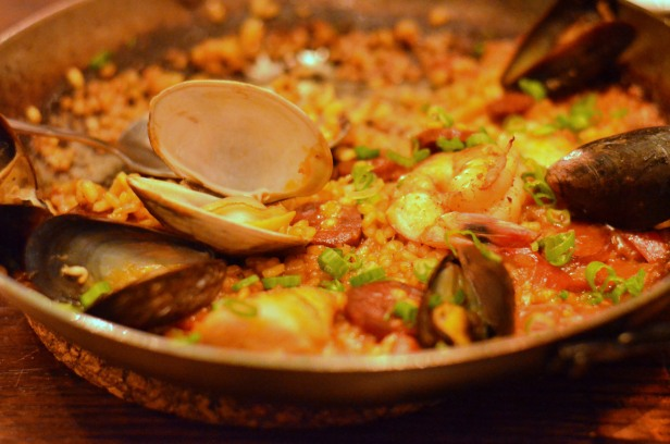 House of Haos Toro Chelsea NYC New York Paella Valenciana 2