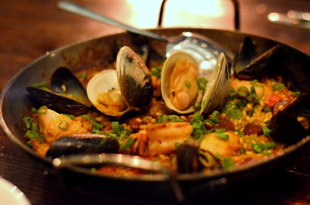 House of Haos Toro Chelsea NYC New York Paella Valenciana