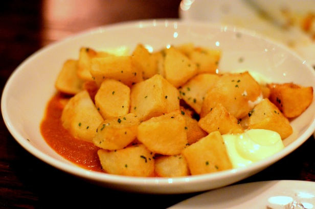 House of Haos Toro Chelsea NYC New York Patatas Bravas