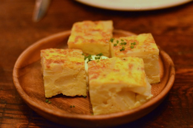 House of Haos Toro Chelsea NYC New York Tortilla Espagnol