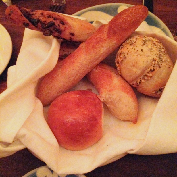 House of Haos Commerce Restaurant New York Bread Basket