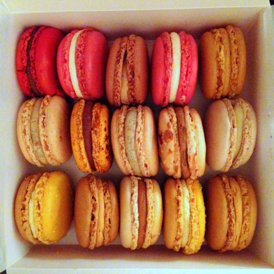 House of Haos Pierre Herme Paris France Boite de Macarons