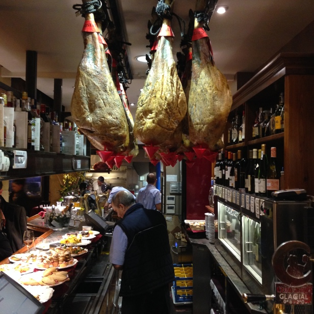 House of Haos Gandarias Tapas St Sebastian Basque Country Spain Bar