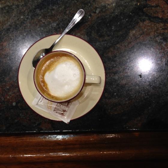 House of Haos Gandarias Tapas St Sebastian Basque Country Spain Cafe Con Leche