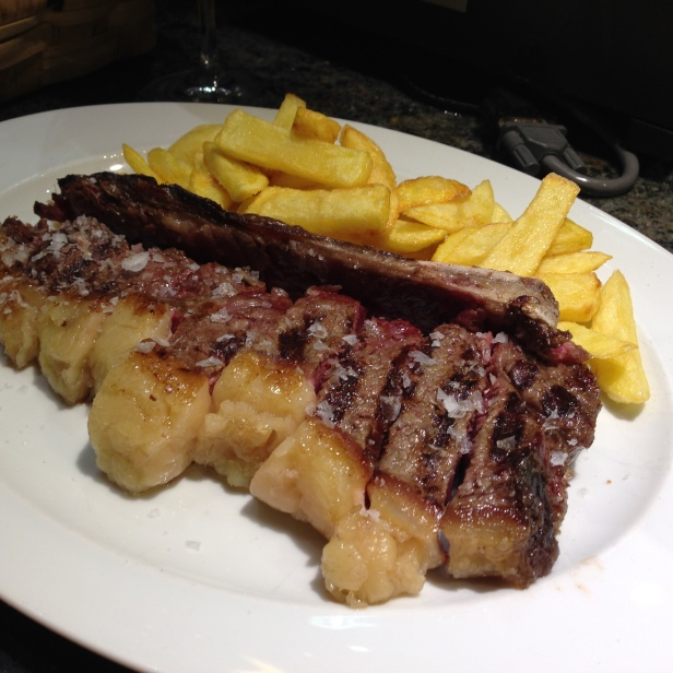 House of Haos Gandarias Tapas St Sebastian Basque Country Spain Txuleta Asada