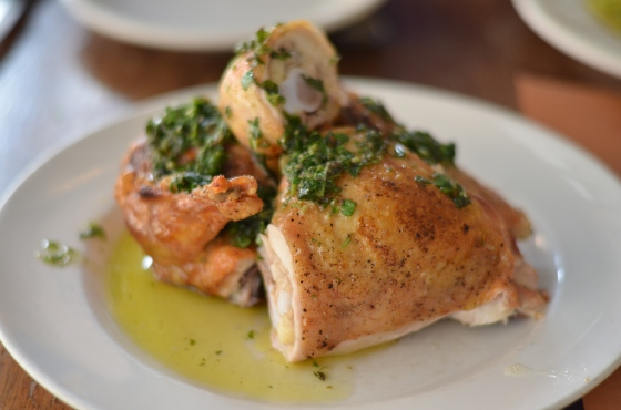 House of Haos Barbuto West Village NYC New York City JW Roast Chicken