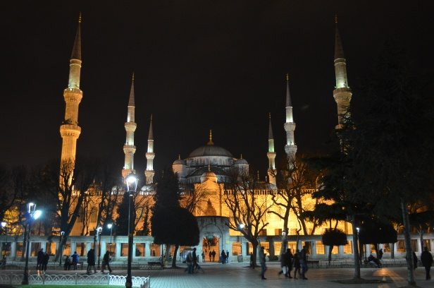 House of Haos Istanbul Turkey Blue Mosque