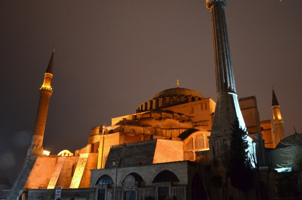 House of Haos Istanbul Turkey Hagia Sophia 2