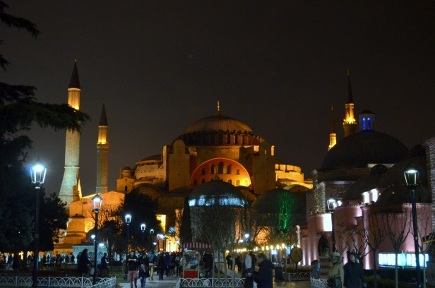 House of Haos Istanbul Turkey Hagia Sophia 3