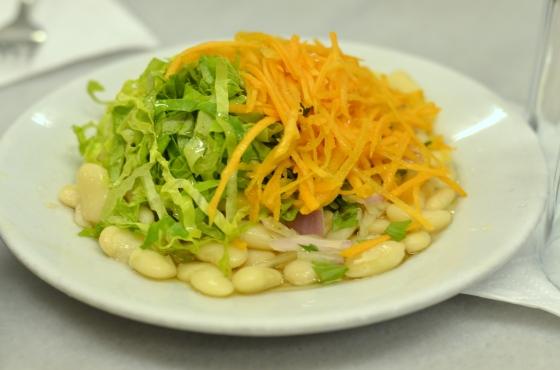 House of Haos Sultanahmet Koftecisi Istanbul Turkey Salad