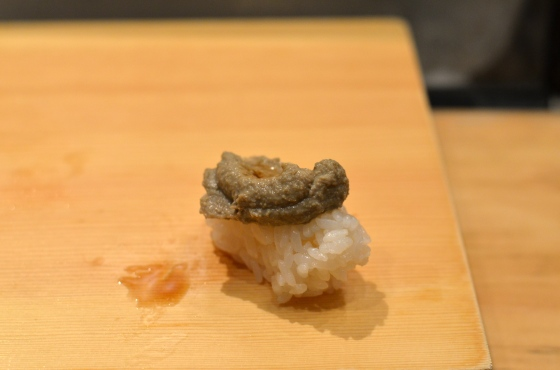 House of Haos Tanoshi Sushi Upper East Side NYC New York City Crab Brains Kani Miso