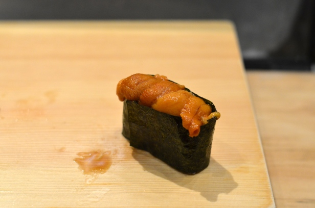 House of Haos Tanoshi Sushi Upper East Side NYC New York City Japanese Uni