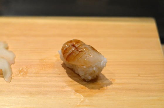 House of Haos Tanoshi Sushi Upper East Side NYC New York City Scallop