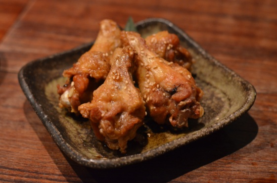 House of Haos Yakitori Tori Shin Upper East Side NYC New York City Chicken Wings