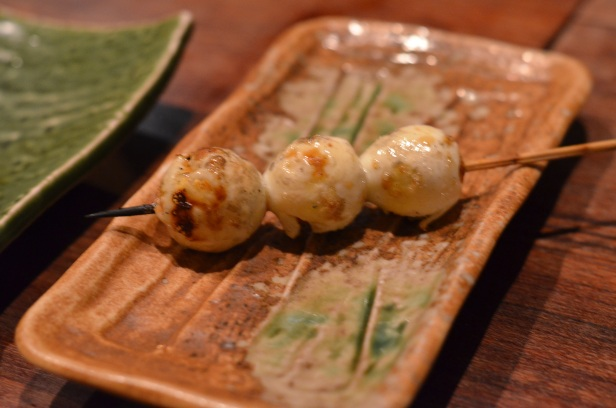 House of Haos Yakitori Tori Shin Upper East Side NYC New York City Quail Eggs