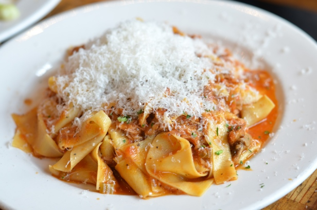 House of Haos Bar Pitti Greenwich Village NYC Pappardelle Rabbit Ragu 2