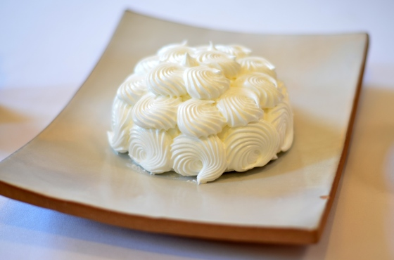 House of Haos Eleven Madison Park Flatiron NYC Tasting Menu Baked Alaska