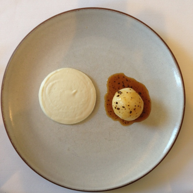 House of Haos Eleven Madison Park Flatiron NYC Tasting Menu Sunchoke