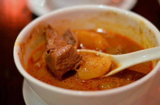House of Haos Sripraphai Woodside Queens NYC Beef Massaman Curry 2
