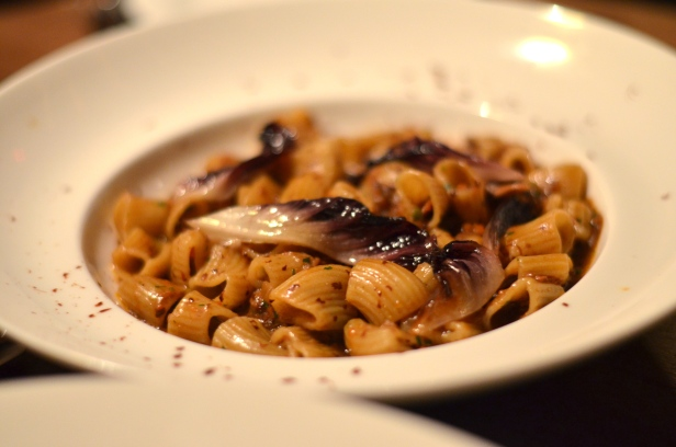 House of Haos All'onda Union Square NYC Lumache Duck Ragu