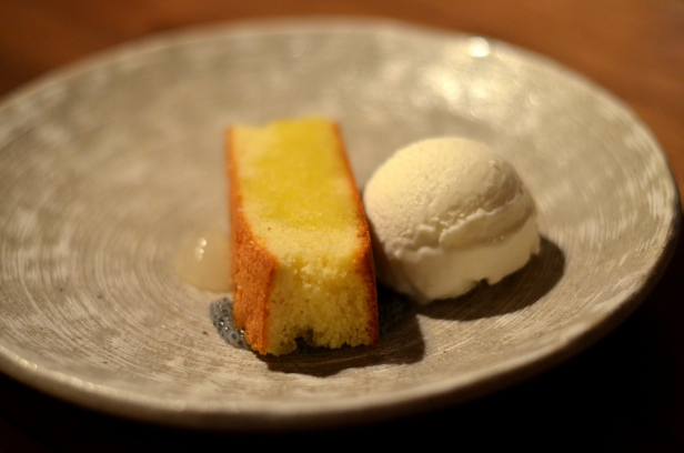 House of Haos All'onda Union Square NYC Olive Oil Cake