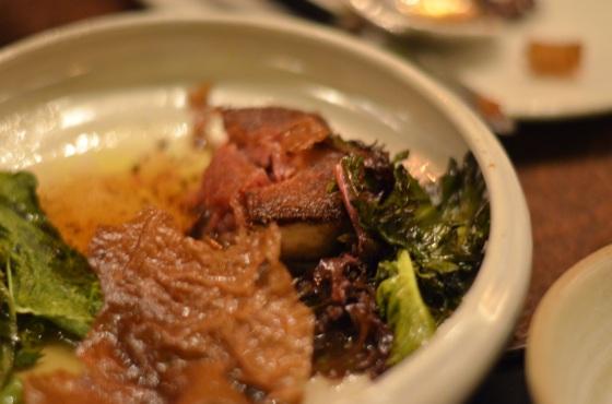 House of Haos Betony Midtown NYC Hot Foie Gras 2