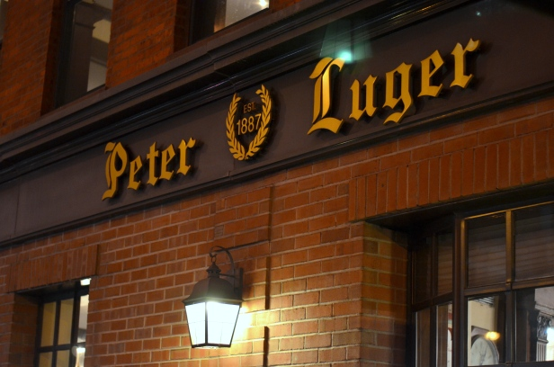 House of Haos Peter Luger Steakhouse Brooklyn NYC