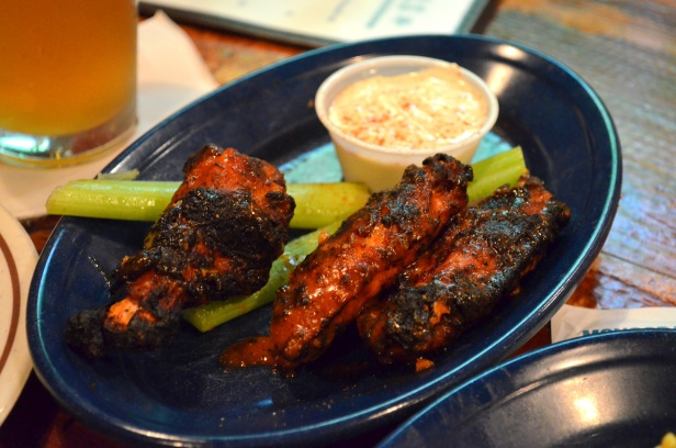 House of Haos Dinosaur BBQ Harlem NYC Chicken Wings