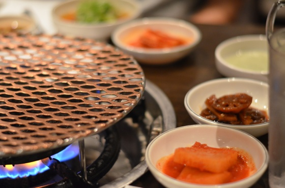 House of Haos Dons Bogam NYC Korean BBQ Banchan