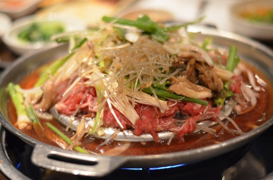 House of Haos Dons Bogam NYC Korean BBQ Bulgogi