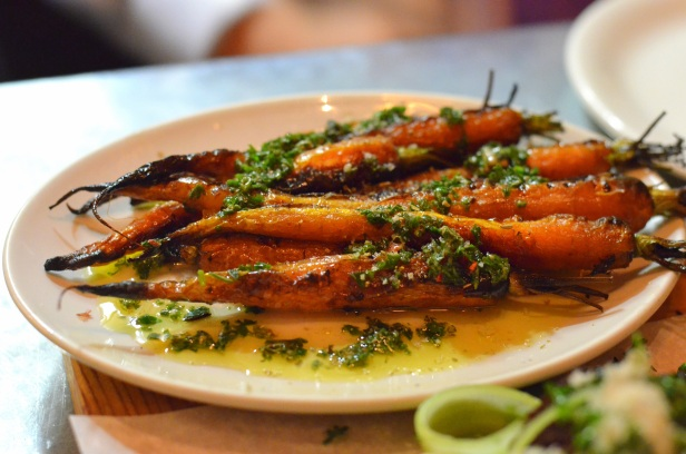 House of Haos Il Buco Alimentari Noho NYC Roasted Carrots