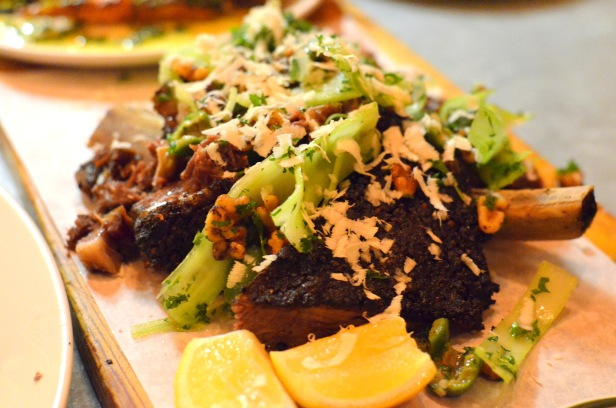 House of Haos Il Buco Alimentari Noho NYC Short Ribs