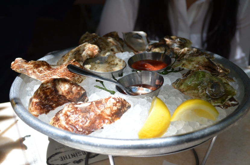 house of haos maison premiere brunch williamsburg brooklyn oysters 2