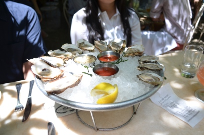 House of Haos Maison Premiere Brunch Williamsburg Brooklyn Oysters