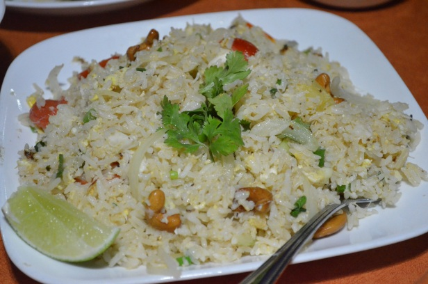 House of Haos SriPraPhai Woodside Queens NYC Crab Fried Rice