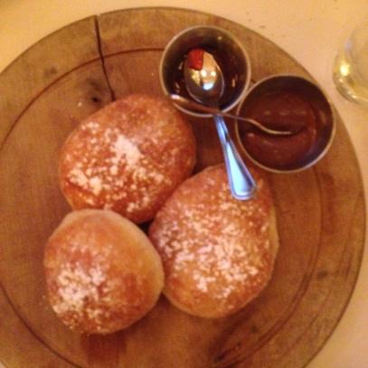House of Haos Cherche Midi New York Donuts