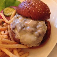 House of Haos Cherche Midi New York Prime Rib Burger 2