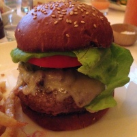 House of Haos Cherche Midi New York Prime Rib Burger